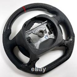 1994-2004 Ford Mustang GT/Cobra Genuine Carbon Fiber Steering Wheel