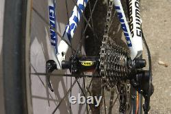 2010 Giant TCR Advanced Rabobank, 55cm, 105, upgraded wheels, recently serviced