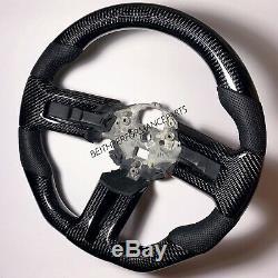 2011-2014 Ford Mustang S197 Carbon Fiber Steering Wheel