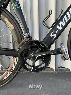 2012 S-Works Venge SRAM RED with Zipp Wheels 54cm