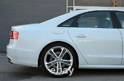 2013 Audi S8 Carbon Fiber withDiamond Stitch