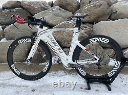 2013 Specialized Shiv Expert, size S Dura ace And Enve Wheels