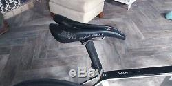 2014 Trek Madone 6.5 56cm with ultegra Di2 and zipp wheels. Retail is $7000