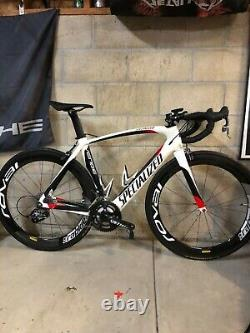 2014 specialized venge size 54, force and carbon wheels, great condition