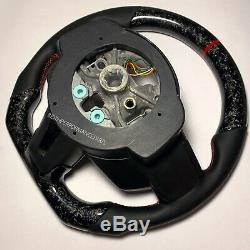 2015-2016- 2017- Ford Mustang Forged Carbon Fiber Steering Wheel