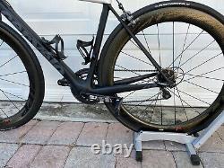 2016 51cm Cervelo R3 carbon road bike-11spd Ultegra Zipp 404 Firecrest Wheel Set