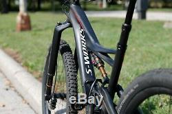 2016 Specialized S-Works Camber 27.5 inch wheel MTB Bike Bicycle Size M