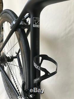 2016 Trek Emonda SL 6 carbon 56cm Ultegra, Bontrager Aeolus 5 TLR D3 wheels