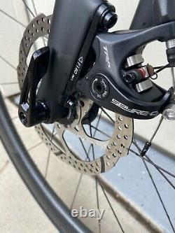 2017 Specialized Roubaix Fact 10r + ROVAL CL50 Disc Wheel set