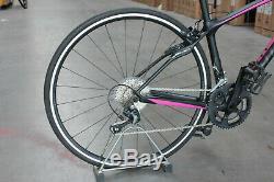 2017 Specialized Ruby SL4 Carbon Women Road Bike Rim Brake blk/pnk 44 New-other