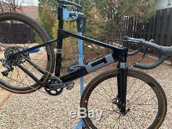 2018 3T Exploro LTD, Sram Force 1X, Carbon wheels, hydraulic disc brakes