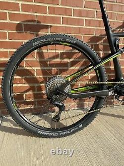 2018 Cannondale Scalpel Si Carbon 2 1x Shimano XT Med Frame 27.5 Wheels