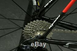2018 Cervelo S3 Carbon Road Bike Ultegra 8000 61cm 11s Mavic Cosmc Rim