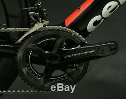2018 Cervelo S5 Dura Ace 9100 Carbon Road 48cm ENVE SES 3.4 Wheels