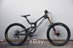 2018 Santa Cruz V10 CC XXL Downhill DH Mountain Bike Saint Carbon 27.5 Wheels XL