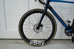 2019 Cannondale synapse Carbon Frame Shimano Ultegra Carbon Wheels size 56cm