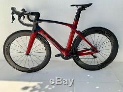 2019 Trek Madone SLR 8 road bike. 54cm, Enve 6.7 Wheels