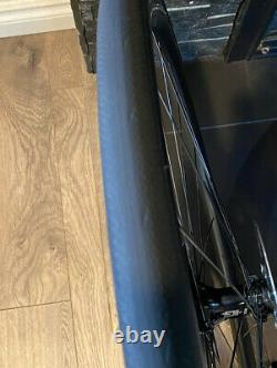 2020 Cannondale SuperSix EVO Disc SRAM Force eTap AXS With Carbon Wheels 56cm 12SP
