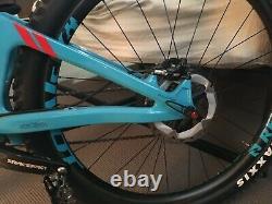 2020 Pivot Cycles Mach 6 size Medium, Pro XT/XTR build, Reynolds wheel set