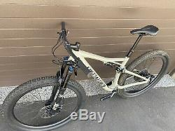 2020 Specialized Epic Expert EVO Medium New Wheels Tires and Key Upgrades