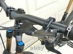 2020 Specialized S-Works Stumpjumper 29 Med Fox Kashima XTR Carbon Wheels No Res