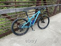 2020 Yeti SB100 Full Suspension Large Frame 29 Wheel Mountain Bike