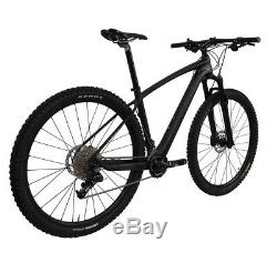 29er Carbon Bicycle 22s Complete Mountain Bike Wheels MTB Suspension Fork 17.5
