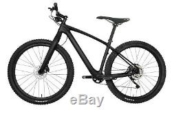 29er Carbon Bike 15.5 MTB Complete Mountain Bicycle Wheels 11s Fork Hardtail