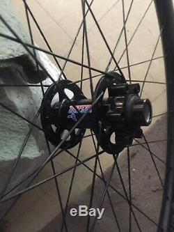 29er Wheelset Carbon Rims/american Classic