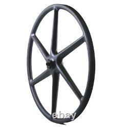 29er mountain bike Carbon 6 Spoke For MTB Wheelset Ruedas disc brake Wheels