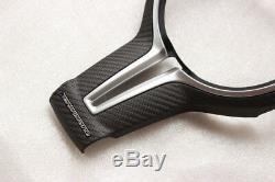 2 3 4 Series M Performance Steering Wheel Carbon Trim BMW Genuine