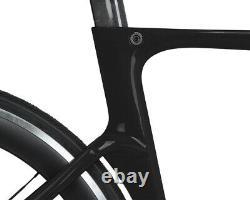 52cm Carbon Road Bike Disc Brake Complete Bicycle 700C Frame Alloy Wheels 28C