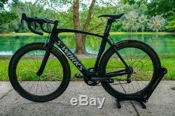 54 cm Specialized S-Works Venge Carbon Wheels $8,000 Retail