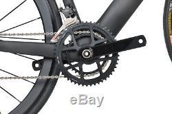 700C Road Bike 11s Disc brake Full Carbon Fiber Frame Wheels Racing Bicycle 54cm