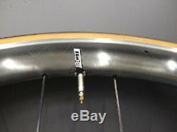 700c HED Jet 5 Five Road Carbon Clincher Rim Brake 10 Speed Shimano Wheelset