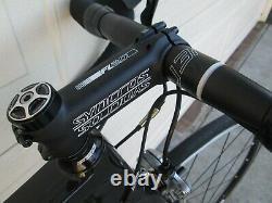 BMC Road RACER SLO1 CARBON Bike 51cm with Ultegra 8000,6700, SHIMANO Wheels