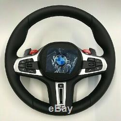 BMW 2019 M F90 G01 G02 G11 G12 G30 G31 Premium Nappa leather Steering Wheel