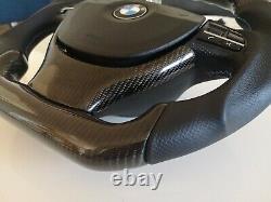 BMW CARBON Steering Wheel F07 F10 F11 F18 Design M5 528i 538i 550 X5 X6