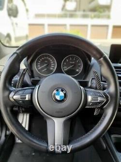 BMW Carbon Fiber Steering Wheel Shift Gear Paddles F20 F21 F22 F23 1 2 Series