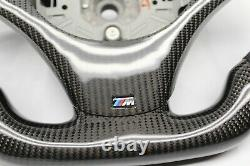 BMW E90 E92 E93 E82 E88 M3 / Carbon Fiber Steering Wheel / CUSTOM BUILT TO ORDER