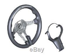 BMW OEM M Performance Alcantara & Carbon FIber Steering Wheel F30 F22 F32 F33