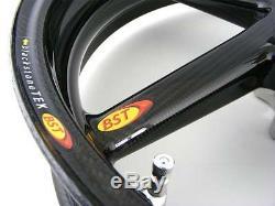 BST Carbon Fiber Rims Wheels Aprilia 250 RS250