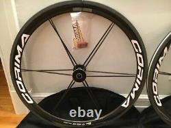 CORIMA MCC WS+ 47mm Wheel set 700c Carbon Fibre Clincher Road Racing Cycling