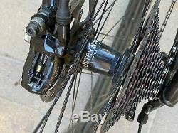 Cannondale Flash Gravel Bike 29er MTB Drop Bar Sram Carbon Wheels i9 1x11
