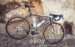 Cannondale SuperSix EVO HI-MOD Size 54cm Sram Red Carbon Wheels Excellent