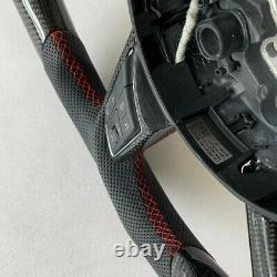 Carbon Fiber Sports Steering Wheel for Audi A3 S3 RS3 +