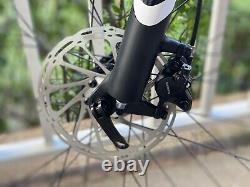 Carbon MTB, 27 speed, Large, 17 frame, 27.5 wheels, SHIMANO, German design