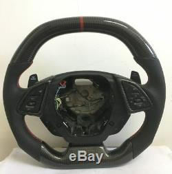 Carbon Steering Wheel For Camaro Corvette (need to sent us your steering wheel)