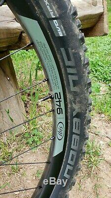 Carbon Wheels & Frame 2018 Ibis Ripley Mountain Bike Medium 29 Fox Sram GX 1x12