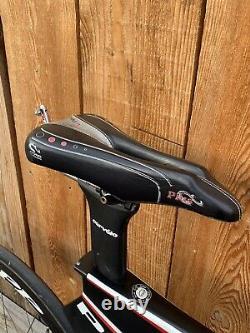Cervelo P5 Six TT Bike, 56cm, Zipp Carbon Wheels, SRAM Red